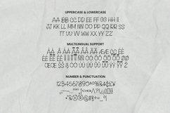 Web Font Naildirt Font Product Image 5