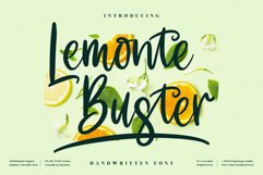 Awesome Handwritten Fonts from Perspectype Studio Product Image 3