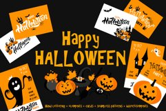 Happy Halloween Set Product Image 1