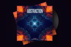 Abstraction Album Cover Product Image 1