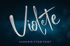 Violete Font Product Image 1