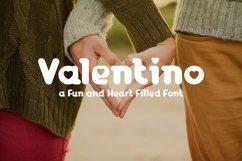 Web Font Valentino Product Image 1