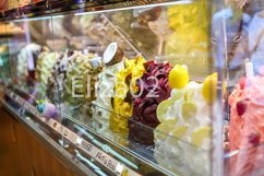 ice cream display in the store Product Image 1