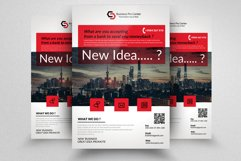 Personal Finance Flyer Template Product Image 1