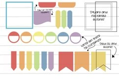 Planner Stamps For Procreate App Product Image 1