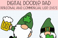 St. Patrick's Day SVG Cut Files for Cricut and Silhouette Product Image 5