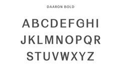 Daaron Sans Serif Font Family Product Image 4