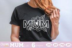 Mother's Day SVG Bundle | Mum SVG Bundle Product Image 2