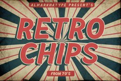 Retrochips - Display Vintage Product Image 1