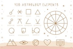 Astrology mystical font Product Image 6