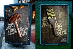 Modern Poster Sign Mockups Templates Product Image 2