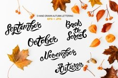 Hello Autumn Set Product Image 2