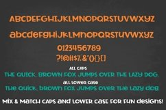Rocket Science Layering Font Product Image 6