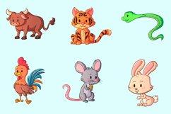 Zodiac Animals Product Image 2