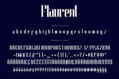 Flaurent Modern Font Product Image 4