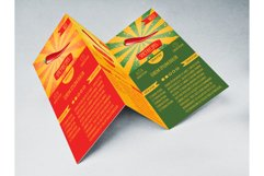 Set flyers. Recipes spicy dishes Product Image 2