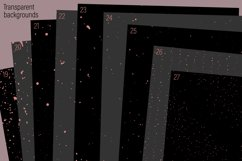 Rose Gold Dust, Dots and Specks Product Image 6