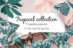 Tropical pattern collection Product Image 1