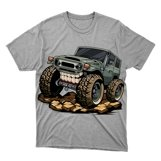 classic jeep tshirt design Product Image 2