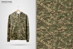 France Pixel Camouflage Patterns Product Image 5