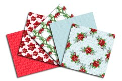 Christmas Paper Pack Seamless Patterns Product Image 2