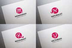 All Initial Letter Logos Bundle Product Image 4