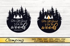 Camping SVG Bundle Camping SVG PNG DXF EPS Files Camp SVG Product Image 3