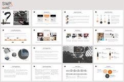 SIMPL Presentation Template Product Image 2