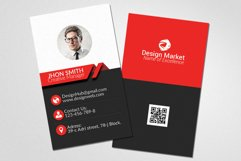 Vertical Business Cards  Product Image 1