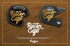Thickline - Classic Bold Font Product Image 3