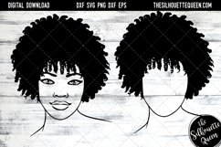 Afro Hair - Natural Coily curls Product Image 1