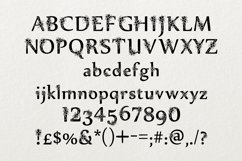 Sylabus font Product Image 3