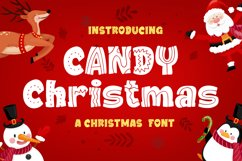 Candy Christmas Product Image 1