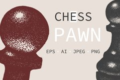 CHESS Pawn Vector Product Image 1