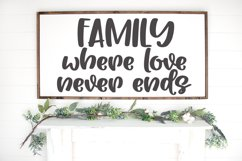 Farmhouse Love - A Playful Handlettered Font Pair Product Image 2
