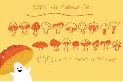 Mushroom Growing Script Font Product Image 4