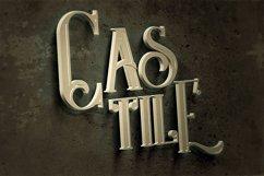 Castile - Display Font Product Image 3