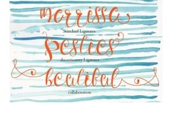Cantique Script Calligraphy Product Image 6