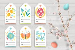 Easter Gift Tags, Stickers, Tapes Product Image 4