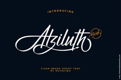 Atziluth Script Product Image 1