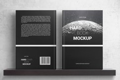 Hardcover Book Mockups Product Image 2