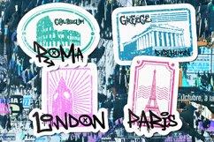 Web Font - Deardorf - Handdrawn Graffitti Font Product Image 3