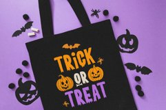 Hocus Pocus a Halloween Font for Crafters Product Image 2
