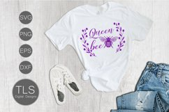 Bee SVG Bundle, Bumble bee SVG, Bees SVG, Bee SVG Product Image 3