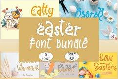 Easter Font Bundle Product Image 1