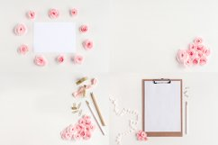 Pink & White Bundle - Mockups Product Image 3