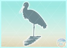 Birds In Water Silhouette Bundle Svg Dxf Eps Png PDF Product Image 6