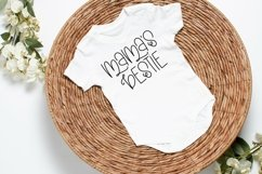 Web Font Monday Sunshine - A Quirky Handlettered Font Product Image 4