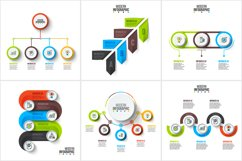 Abstract infographic templates Product Image 4