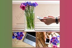 Delivery flowers service.Online order in a flower shop Product Image 3